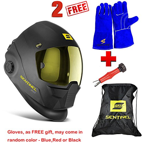 Esab SENTINEL A50 Auto Darkening Welding Helmet - BIG PROMO! - BUY ONE GET TWO GIFTS! by ESAB