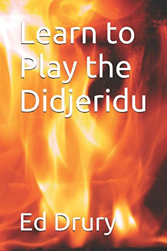 Learn Play Didjeridu Ed Drury product image