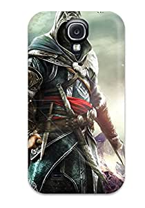 New Arrival Assassin's Creed Revelations For Galaxy S4 Case Cover