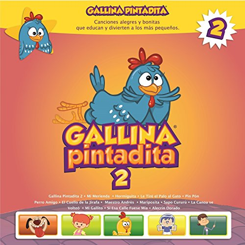 Stream or buy for $8.99 · Gallina Pintadita, Vol. 2