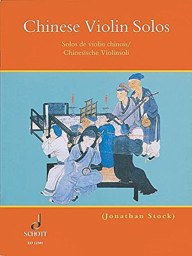 Download Chinese Violin Solos ebook