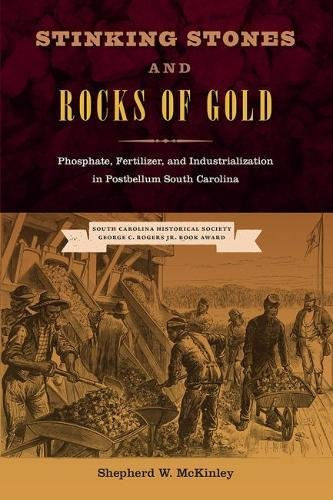 Stinking Stones and Rocks of Gold: Phosphate, Fertilizer, and Industrialization in Postbellum South Carolina (New Perspectives on the History of the S)