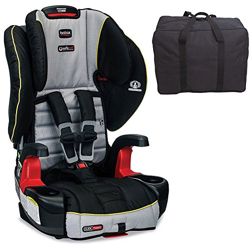 Britax Frontier G1.1 ClickTight Harness-2-Booster Car Seat with Travel Bag - Trek - Britax Frontier Combination Harness