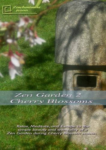 Zen Garden - Cherry Blossoms Relaxation DVD ()