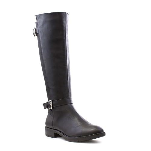 Lilley Bota de Montar, Marrón, Para Mujer Talla 6 UK/39.5 EU - Negro