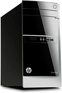 HP Pavilion 500 High Performance Business Desktop, AMD Quad-Core A8-6410 Processor, 8GB Memory, 2TB HDD, DVD±RW, Windows 8.1, Keyboard and Mouse Included
