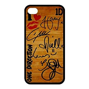 Customize One Direction Zayn Malik Liam Payn Niall Horan Louis Tomlinson Harry Styles Case for iphone4 4S JN4S-1748