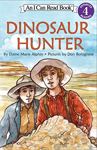 Dinosaur Hunter (I Can Read Level 4)]()