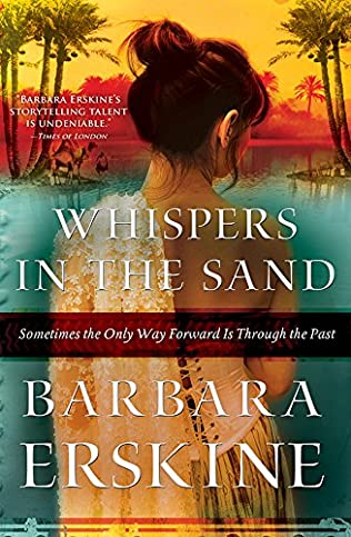 book cover of Whispers in the Sand