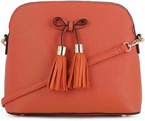 1ddd45a9ab67 Shopping Oranges or Beige - $25 to $50 - Handbags & Wallets - Women ...