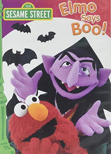 Say Boo Halloween Song (Sesame Street: Elmo Says Boo!)
