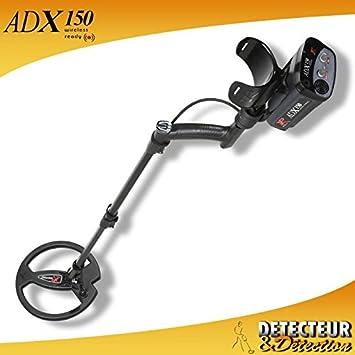 Veka-Detector de metales, XP ADX 150, 5 años de garantía: Amazon.es: Electrónica