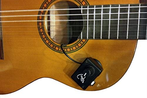 """/""""The Feather/"""" JUMBO GUITAR PICKUP by Myers Pickups"""