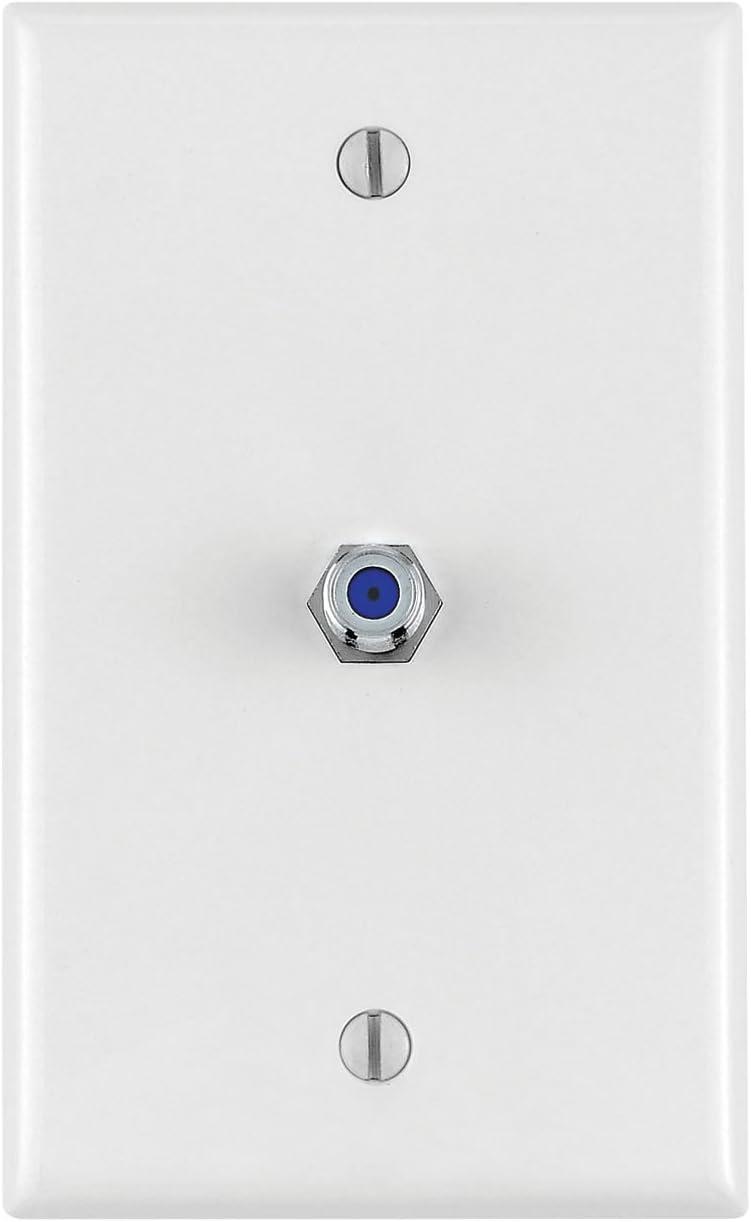 Leviton 40539-MW, White