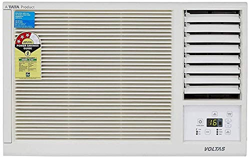 Voltas 1 Ton 3 Star Window AC  123 Lyi/123 LZF White