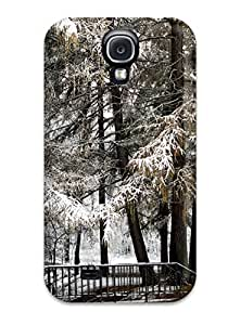 High-quality Durable Protection Case For Galaxy S4(winter In The Park)