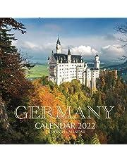 Germany Calendar 2022: 16 Month Calendar