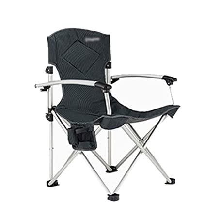 De aluminio al aire libre plegable sillas plegables silla ...