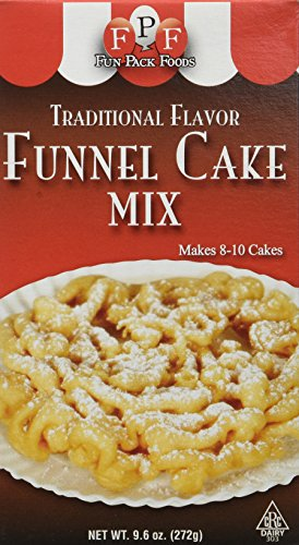 Price comparison product image Fun Pack Foods Funnel Cake Mix