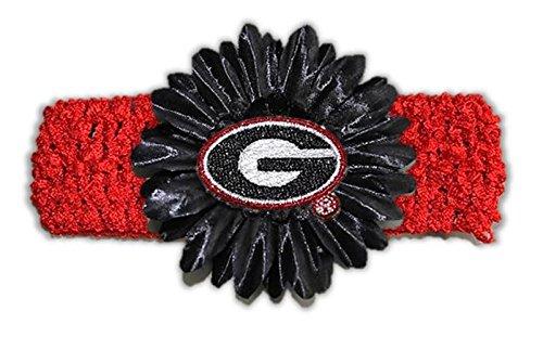 georgia bulldogs headband - 2