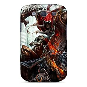 New Horseman Tpu Case Cover, Anti-scratch GCAFmyw3178TolEE Phone Case For Galaxy S3