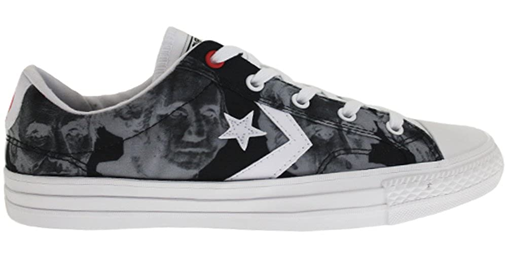 4e187f3399c0 Converse Cons Star Player Ox Low Unisex Mens Womens Trainers 147393C   Amazon.co.uk  Shoes   Bags