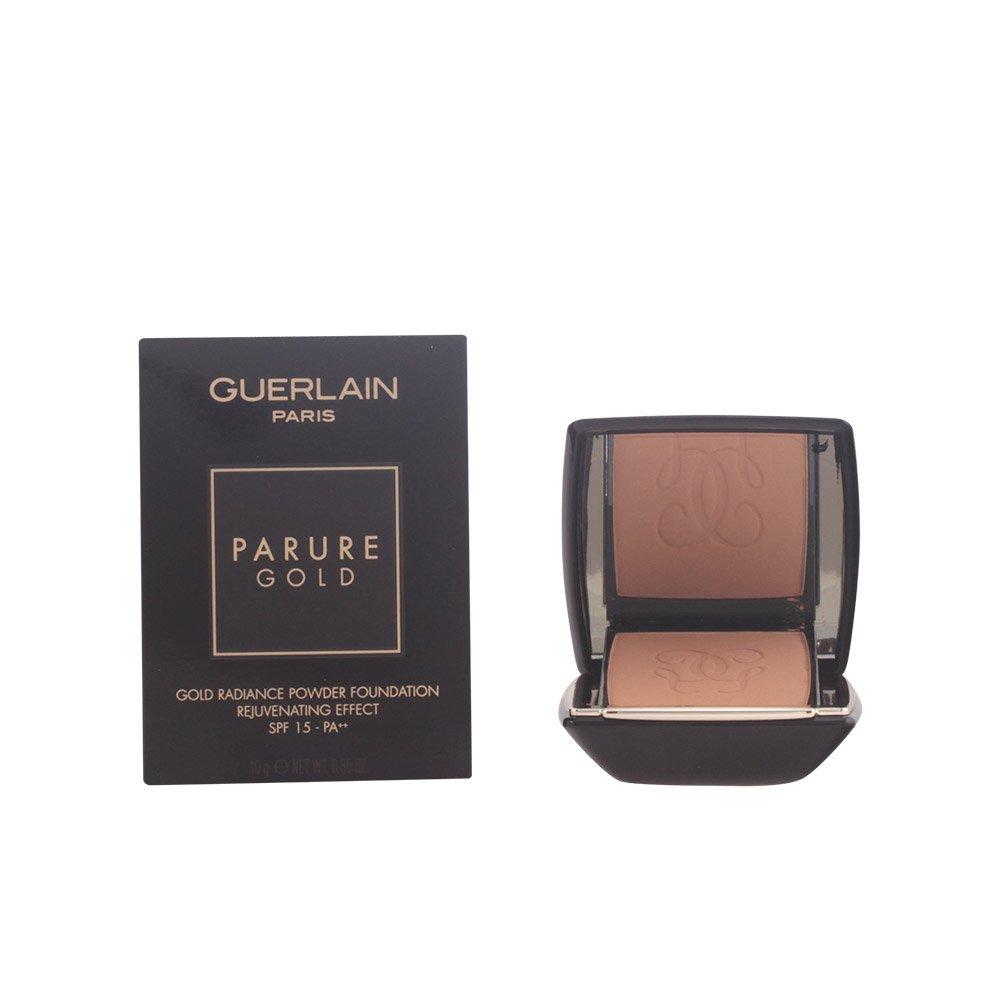 ゲラン Parure Gold Rejuvenating Gold Radiance Powder Foundation SPF 15 - # 05 Beige Fonce 10g/0.35oz B0152TPIPA