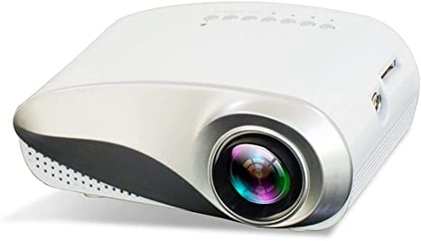 Mini proyector portátil, HD 1080P Laptop/TV Box/Phone / PS4 para ...