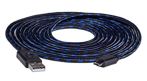 Snakebyte Snakebyte USB Charge:Cable - 4 m (13.12 feet) Charging Cable for PS4 Controllers - PlayStation 4