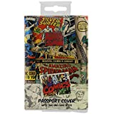 Marvel Retro Passport Holder