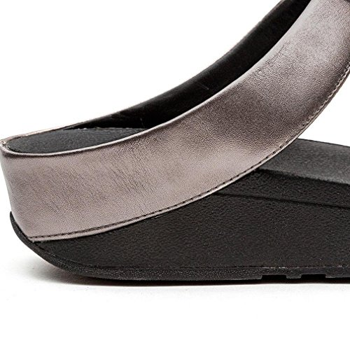 Fitflop Tongs Pewter Pewter Tongs Femme Fitflop Femme Rola Rola Tongs Fitflop Pewter Femme Rola XYFnzqp
