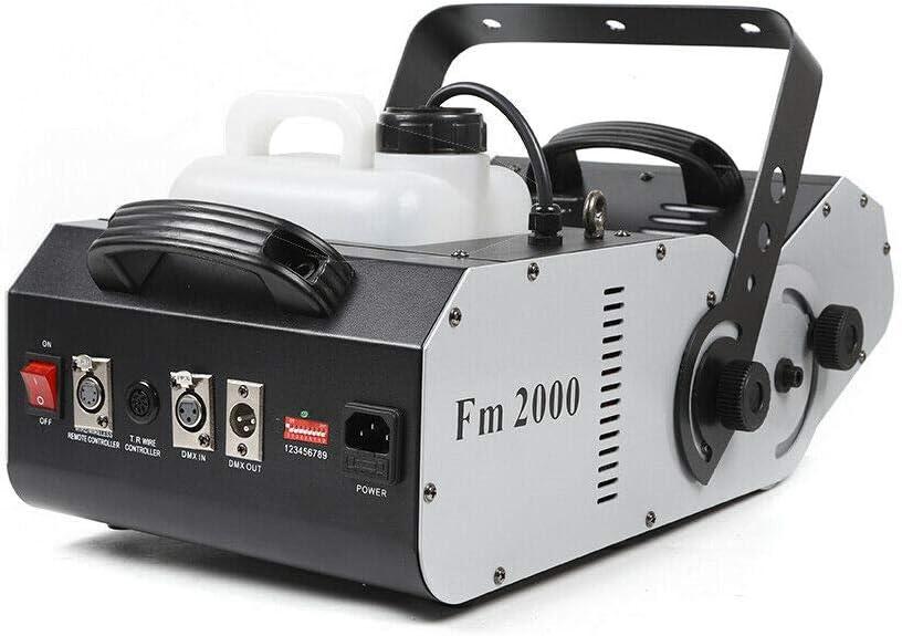 Aohuada Máquina de niebla vertical DMX 1500 W 24 luces LED 3 en 1 RGB efecto sin pulverizador multiángulo inalámbrico dispositivo control remoto para fiestas Navidad Halloween y escenarios DJ