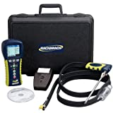 Bacharach PCA3 235 0024-8448 Portable Combustion Analyzer Kit, Includes O2, CO, NO Sensor and Printer, U.S. Based Calculation