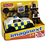 Fisher-Price Imaginext Police Car