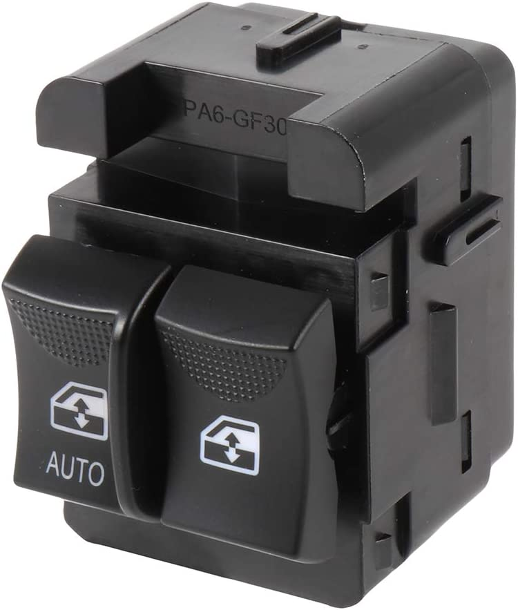 Power Window Switch Front Left fits for 2000-2005 Chevrolet Monte Carlo 2003-2007 Chevrolet Express2003-2007 GMC Savana 10284860 19244863 25725880