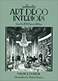 img - for Art Deco Interiors by Maurice Dufrene (1990-06-01) book / textbook / text book