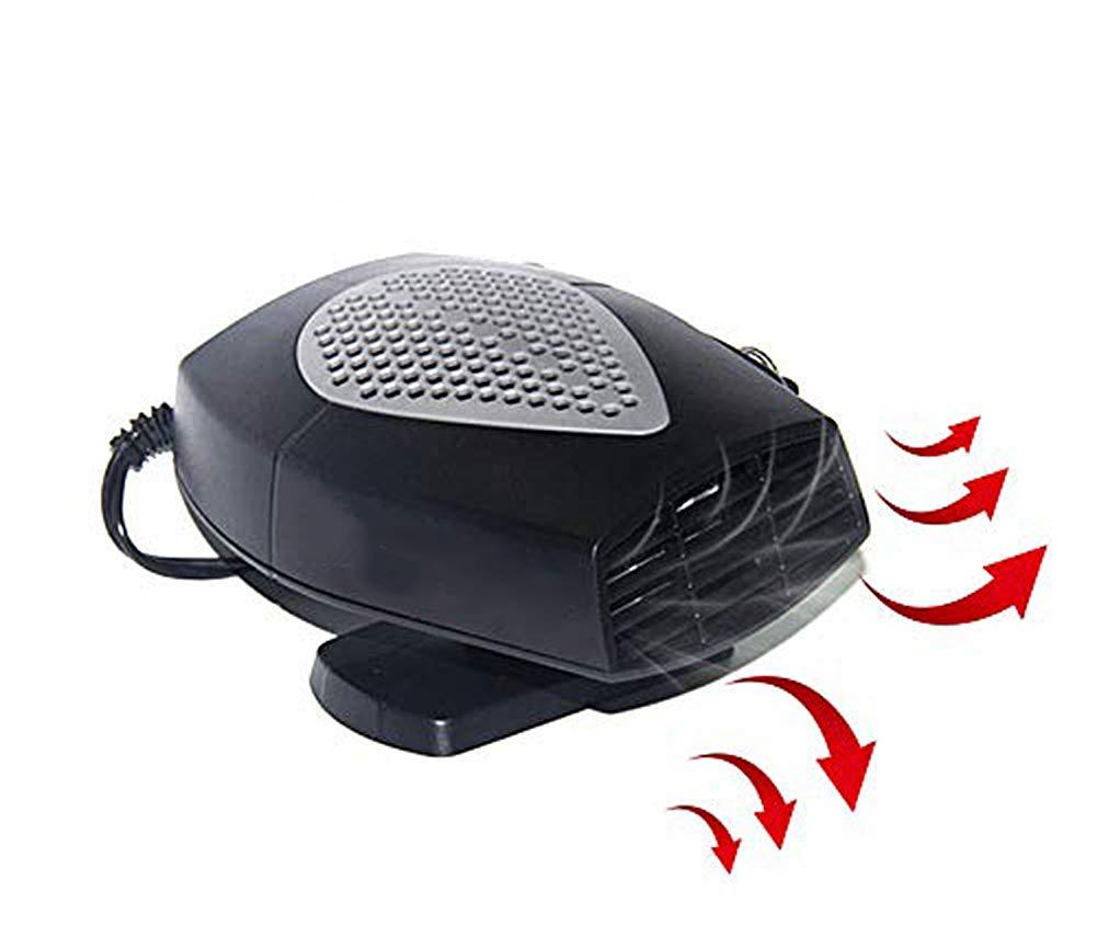 para eliminar el hielo de la luna del coche Ventilador Universal de calefacci/ón 12/V 300/W