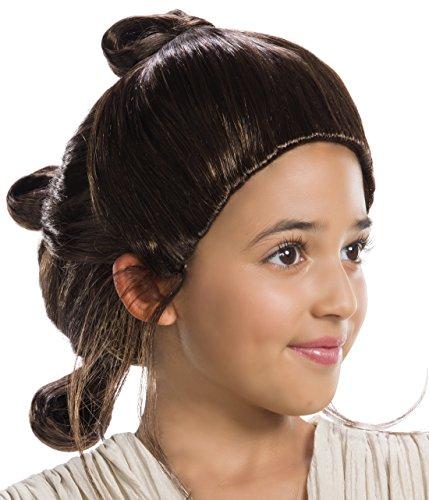 Rubie's Star Wars Episode-VII Rey Child's Wig ()