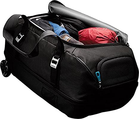 1d724acdc110 Amazon.com  Thule Crossover 56 Liter Rolling Duffel Pack  Sports   Outdoors