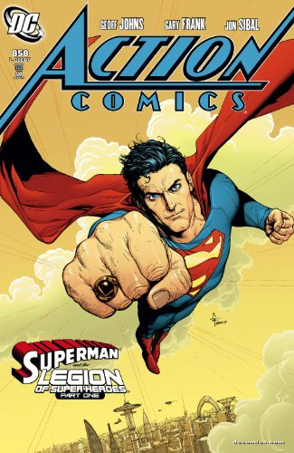 858 Single - Action Comics (1938-2011) #858