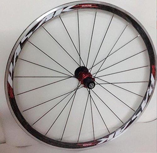 Road Bike Ultra Light Sealed Bearing 700C Wheels Wheelset Only 1650g 30MM Rim