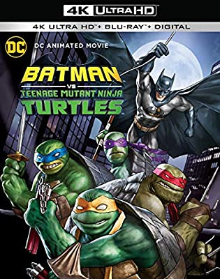 Batman vs. Teenage Mutant Ninja Turtles (4K Ultra HD/Blu-ray)