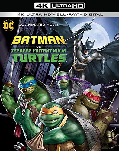 Batman vs. Teenage Mutant Ninja Turtles (4K Ultra ()