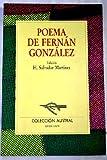 Poema de Fernan Gonzalez 9788423919956