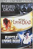Return of the Living Dead: Necropolis / Return of the Living Dead: Rave to the Grave / Flight of the Living Dead: Outbreak on a Plane (The Living Dead 3 Pack)