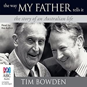 The Way My Father Tells It Audiobook