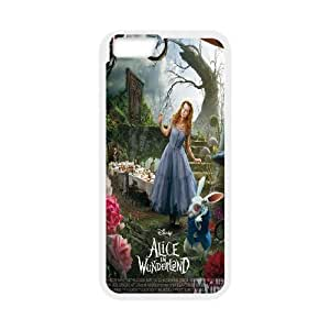 """Alice in Wonderland Phone Case For Apple Iphone 6,4.7"""" screen Cases FNWT-L866696"""