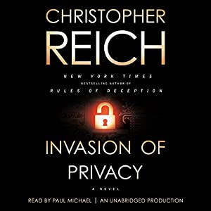 Invasion of Privacy Hörbuch