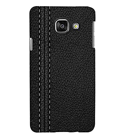 purchase cheap 26c90 4f928 For Samsung Galaxy A7 leather background Printed: Amazon.in: Electronics