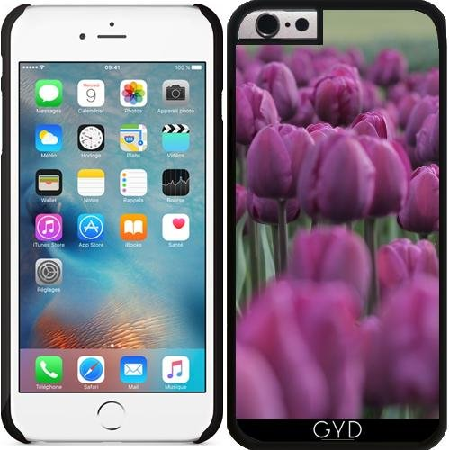 Coque pour Iphone 6 (4,7 '') - Fleur Tulipe Fleur Paysage by WonderfulDreamPicture